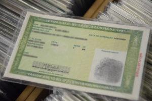 Saiba tudo sobre a nova carteira de identidade produzida no PR